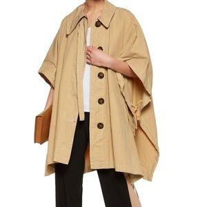 See By Chloe Canvas Cape